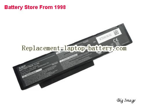 BENQ JoyBook R43CE-LC01 Battery 4800mAh Black