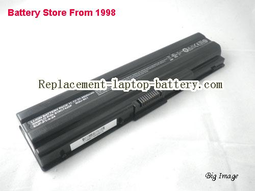 SAY 916C742OF Battery 5200mAh Black