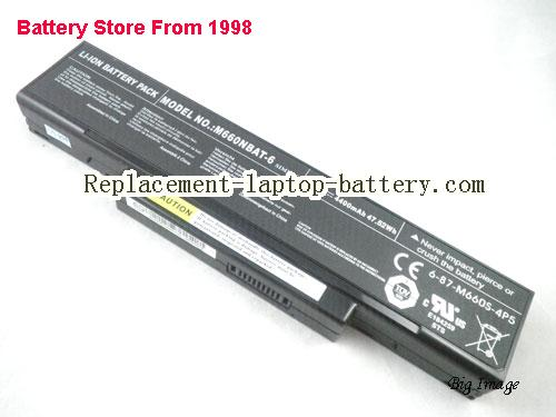 MSI 957-14XXXP-103 Battery 4400mAh, 47.52Wh  Black
