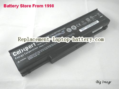 CELXPERT CBPIL72 Battery 4800mAh Black