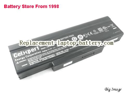 MSI 957-14XXXP-103 Battery 7200mAh Black