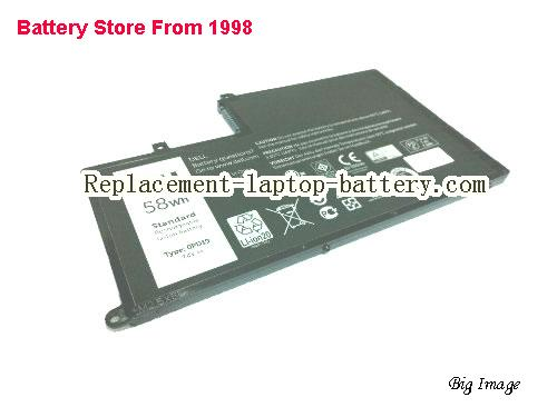 Genuine Dell 0PD19 DFVYN Battery 58Wh 7.4V