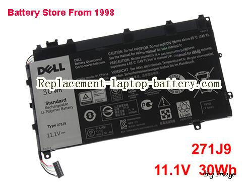 DELL YX81V Battery 30Wh Black