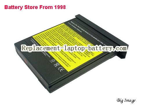DELL 7491 Battery 6600mAh Black