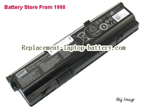DELL 312-0207 Battery 5000mAh Black