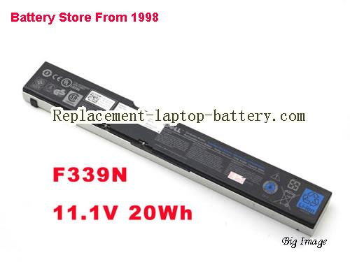 DELL F339N Battery 20Wh Black