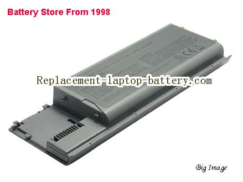 DELL 312-0384 Battery 5200mAh Grey