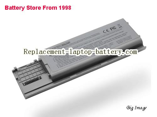 DELL 312-0384 Battery 5200mAh Gray
