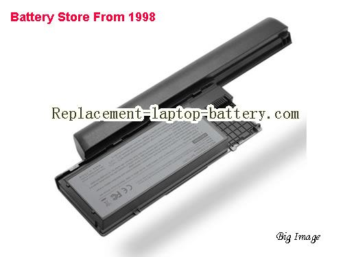 DELL 312-0386 Battery 7800mAh Grey