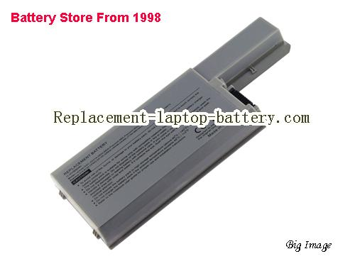 DELL DF192 Battery 5200mAh Grey