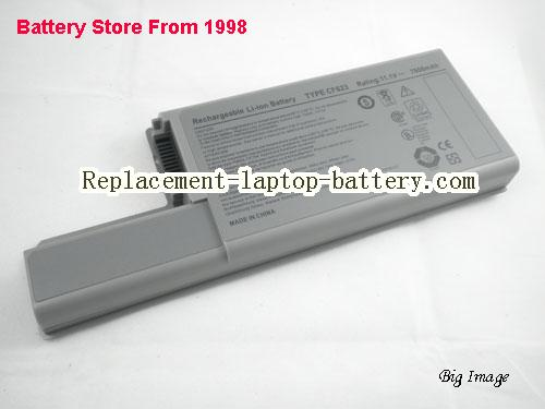 DELL YW652 Battery 7800mAh Grey