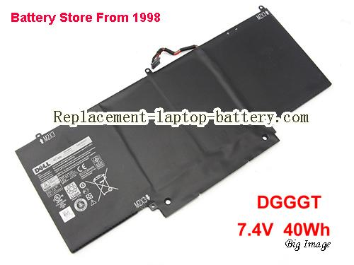 DELL DGGGT Battery 40Wh Black