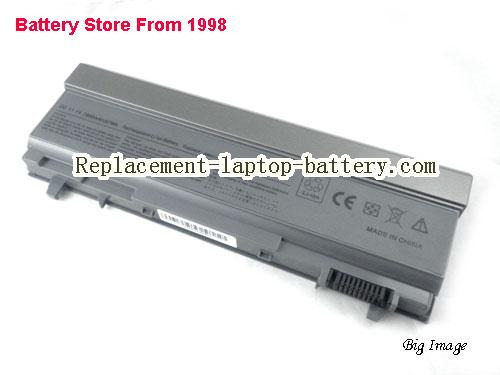 DELL W1193 Battery 7800mAh Silver Grey