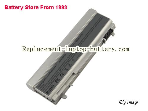 DELL W1193 Battery 7800mAh Silver