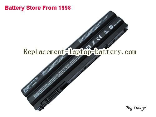 DELL E5520 Battery 5200mAh Black