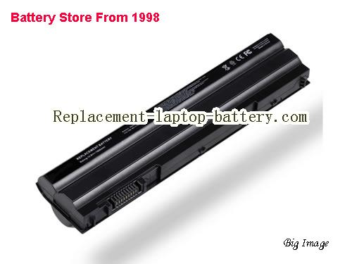 DELL E5520 Battery 7800mAh Black