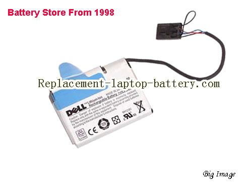 DELL 0NJ020 Battery 1250mAh White