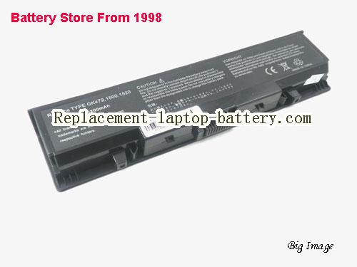 DELL 312-0520 Battery 5200mAh Black