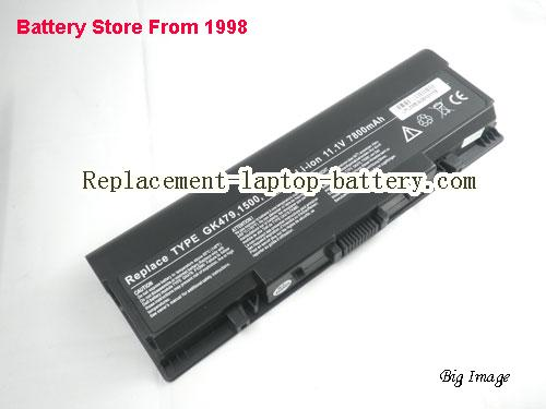 DELL 312-0520 Battery 7800mAh Black