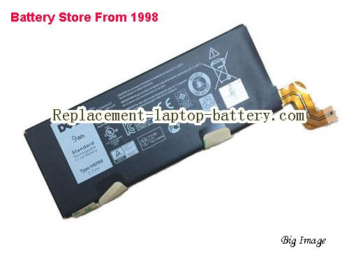 DELL YJ31R Battery 2485mAh, 9Wh  Black