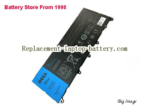 DELL Latitute 10 st2e Battery 30Wh Black