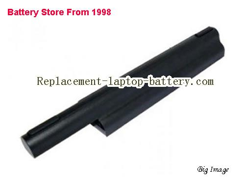 DELL PP29L Battery 6600mAh Black