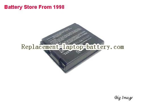 DELL Winbook N4 Battery 4400mAh Dark Grey