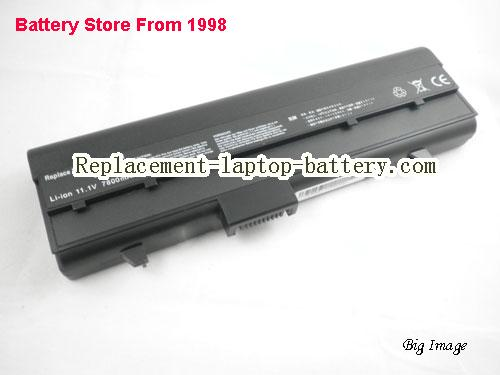 DELL 312-0450 Battery 6600mAh Black