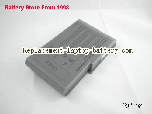 DELL 312-0191 Battery 5200mAh Grey