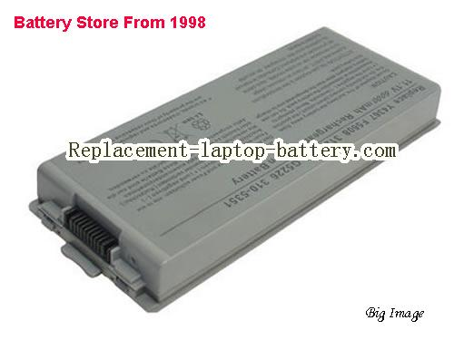 DELL Y4367 Battery 5200mAh Grey