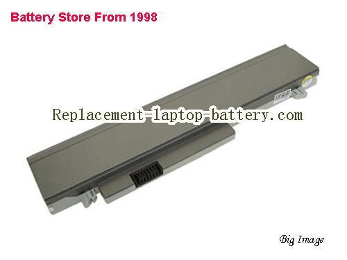 DELL X0057 Battery 1900mAh Silver
