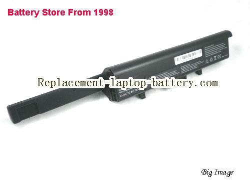 DELL RU006 Battery 7800mAh Black