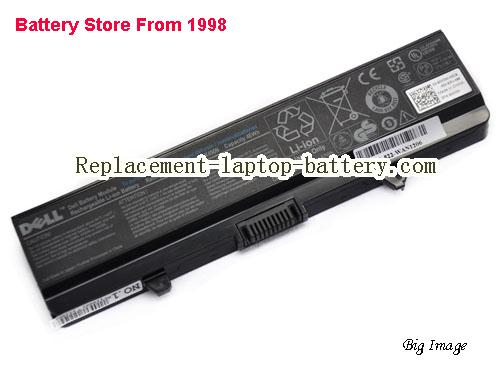 DELL GP952 Battery 4400mAh Black