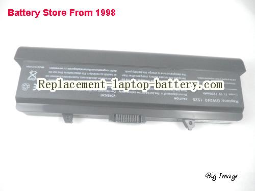 DELL GP952 Battery 7800mAh Black