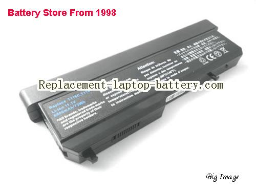 DELL Y018C Battery 7800mAh Black