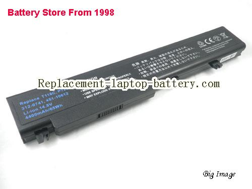 DELL T118C Battery 4400mAh Black
