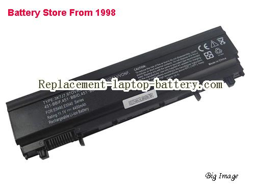 DELL 7W6K0 Battery 5200mAh Black