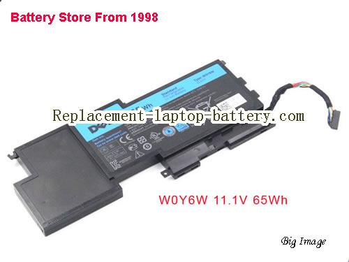 DELL 9F2JJ Battery 65Wh Black
