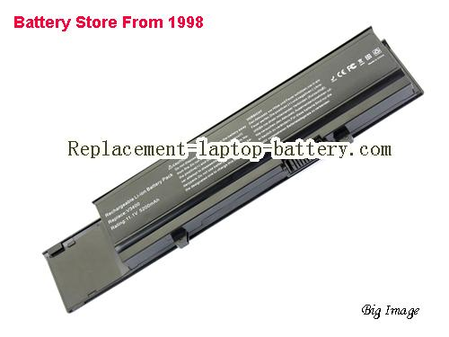 DELL 7FJ92 Battery 5200mAh Black