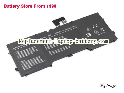 DELL Y9N00 Battery 6300mAh, 47Wh  Black