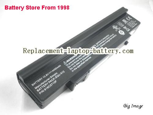 DELL BATSQU512 Battery 4400mAh Black