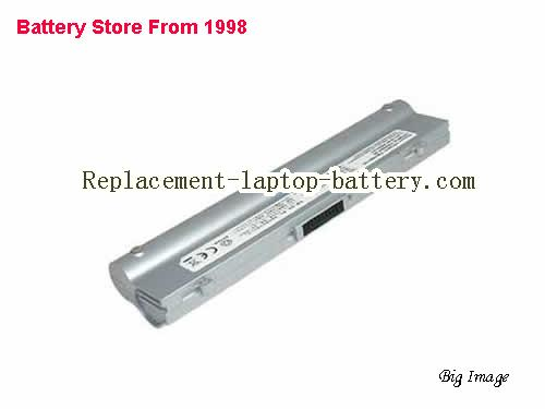 FUJITSU FMV-665MC2 Battery 4400mAh Matallic Grey
