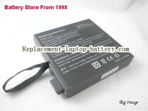 GERICOM 755IA6 Battery 4000mAh Black