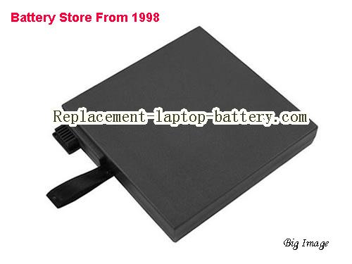 GERICOM 755IA6 Battery 4400mAh Black