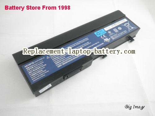ACER 3ICR19/66-3 Battery 9000mAh Black