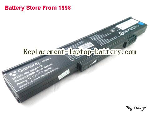 GATEWAY 916C6840F Battery 5200mAh Black