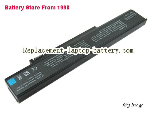 GATEWAY 3UR18650F-2-QC-MA6 Battery 5200mAh Black