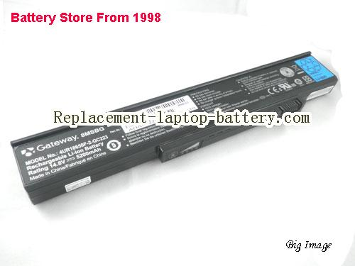 GATEWAY 916C6840F Battery 4800mAh Black