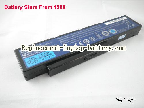 PACKARD BELL EasyNote MH45 Battery 4400mAh Black