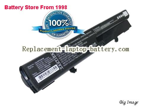 HP HSTNN-I47C-B Battery 6600mAh, 73Wh  Black
